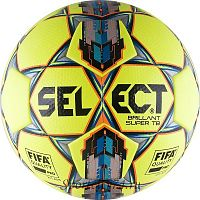Мяч футбольный Select Brilliant Super FIFA TB yellow 810316-552