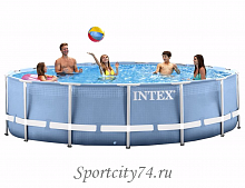 Каркасный бассейн Intex Prism Frame 26734