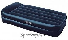 Надувная кровать BestWay Premium Air Bed with Sidewinder 67381 BW